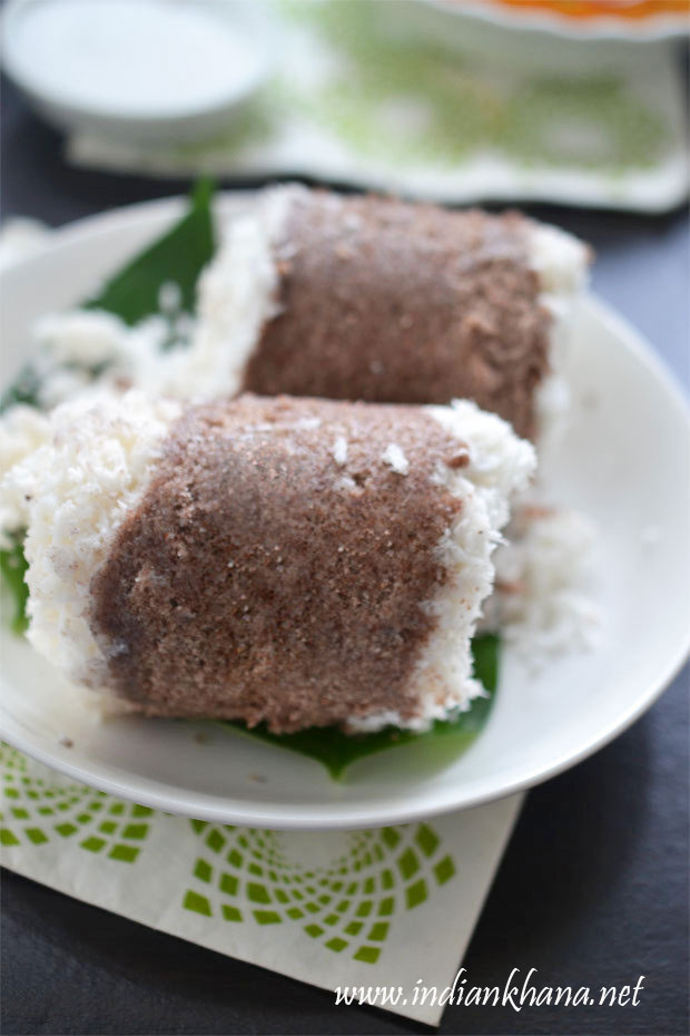 Ragi-Puttu-Recipe
