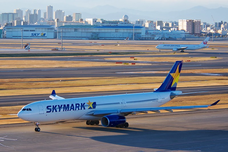 Skymark JA330B