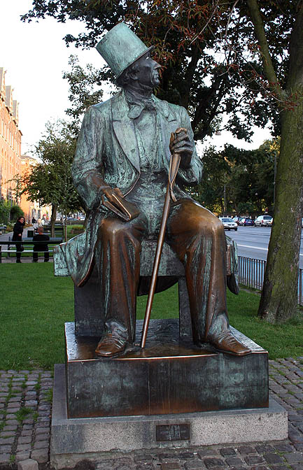Hans Christian Andersen. © Paco Bellido, 2007