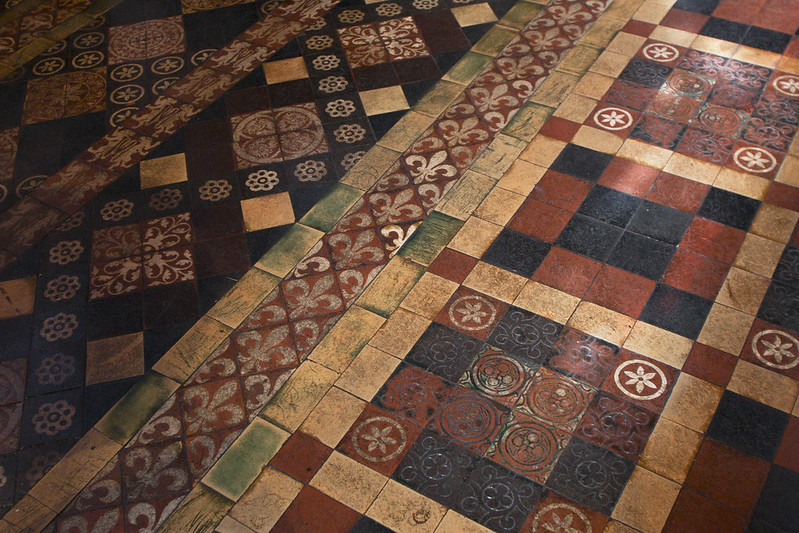 church floor in dublin