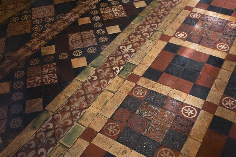 church floor in dublin