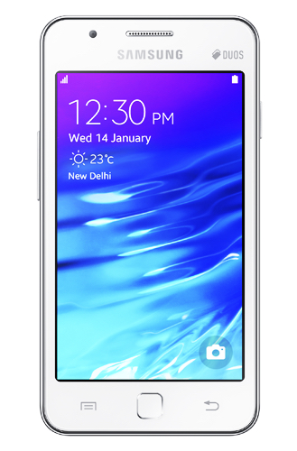Samsung Z1 — смартфон с Tizen