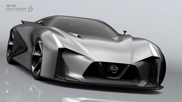 Gran Turismo - Nissan Vision GT