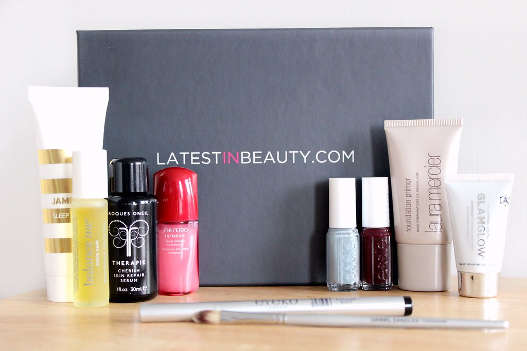 Latest In Beauty Get The Gloss