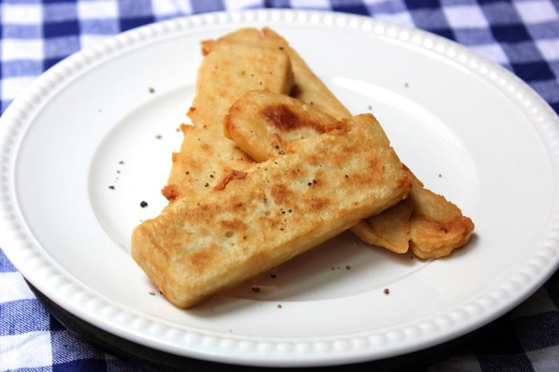 Panisses- Crispy Chickpea Batons