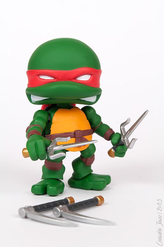 Teenage Mutant Ninja Turtles by The Loyal Subjects 16363296141_0194a4ffeb_c