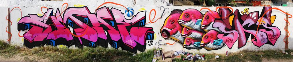 graffiti soledad