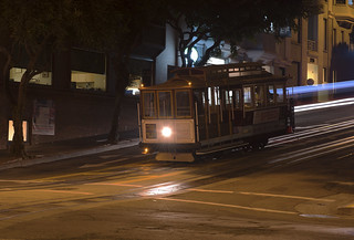 Hyde St Cable Car 1