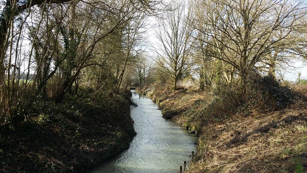 River Bourne #Wealdway #sh