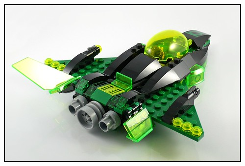 LEGO DC Super Heroes 76025 Green Lantern vs. Sinestro 06