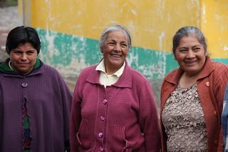 El trabajo de las  mujeres en los páramos construye comunidad