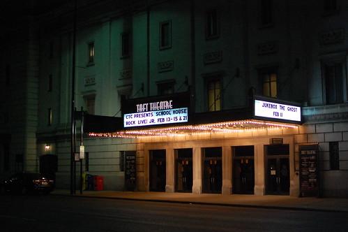 Taft Theatre Ballroom