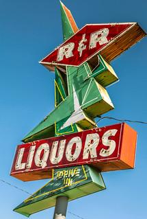 R & R Liquor Store (Explored)