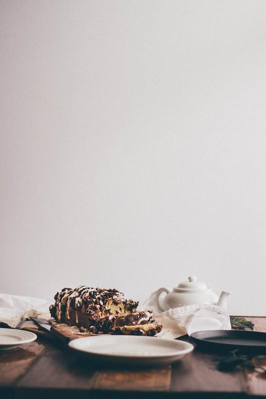 Lavender & Dark Chocolate Babka