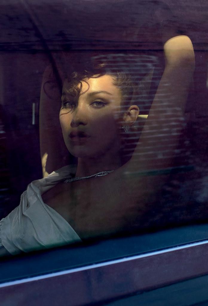 Белла Хадид — Фотосессия для «Vogue» TR 2016 – 7