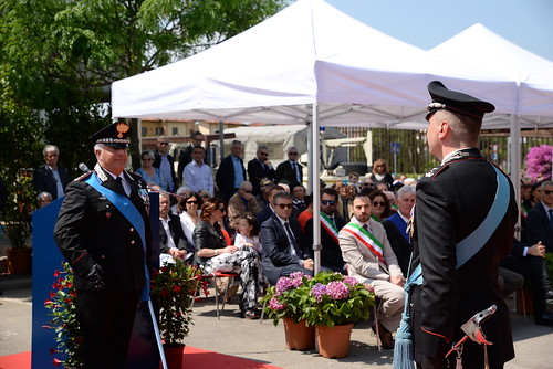 Pistoia: i 202 anni dell'Arma dei Carabinieri