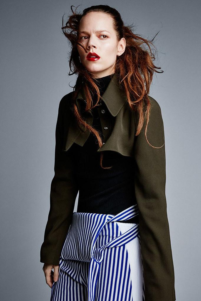 Фрея Беха Эриксен — Фотосессия для «Vogue» UK 2016 – 7