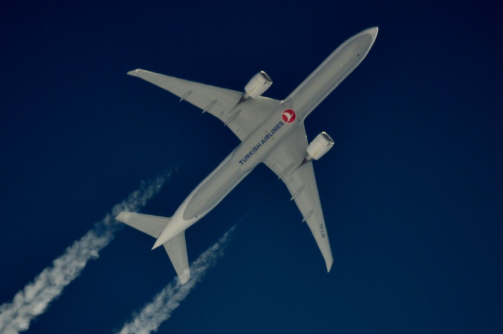 TC-LJH - B77W - Turkish Airlines