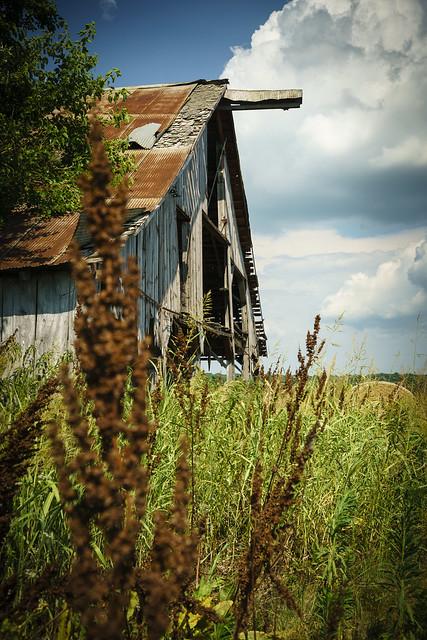 Hartsburg Barn