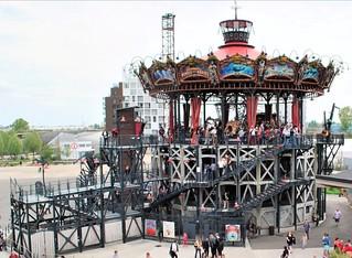 Machines de l'île: carrousel des mondes marins