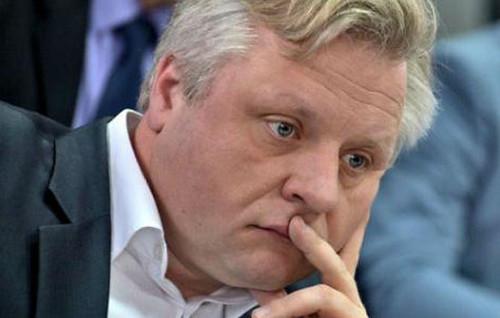 Скромність від секретаря міськради Паладійчука