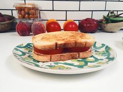 No. 9 #tomatosandwichproject