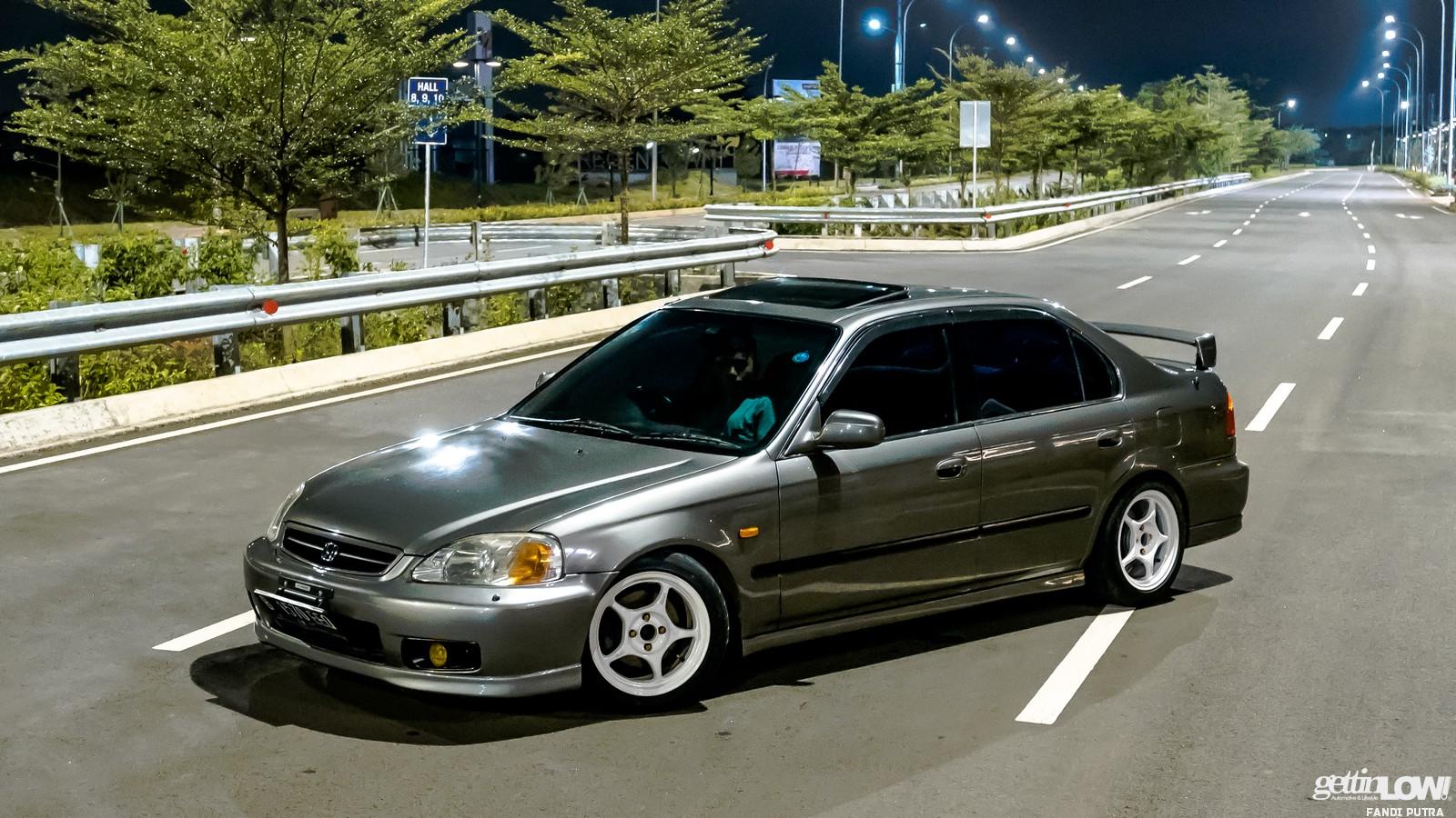 Bovi Leo 2000 Honda Civic Ferio