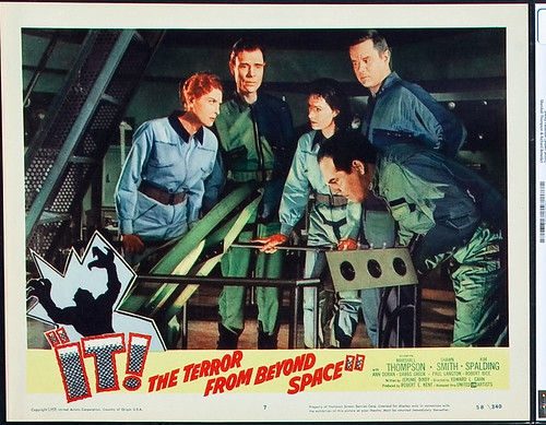 It! The Terror from Beyond Space (United Artists, 1958)