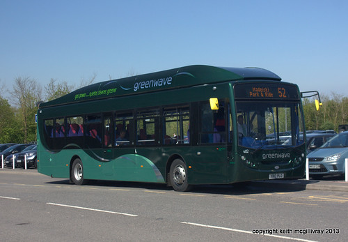 Reading Buses: 07.05.13