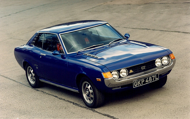 Toyota Celica Gt Ta22 1972 Flickr Photo Sharing
