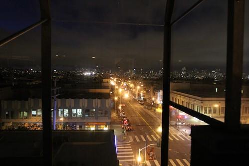 View from El Techo de Lolinda