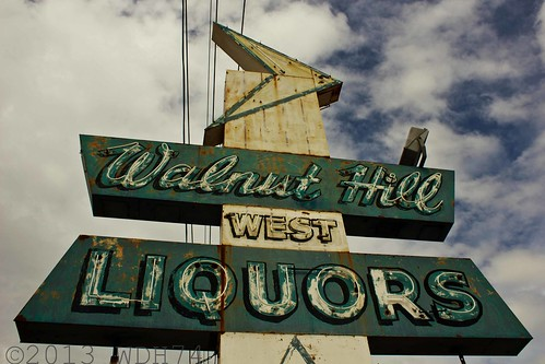 Walnut Hill Liquors by William 74