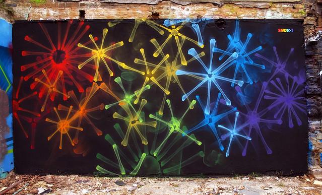 'X-Rainbow 6' by Shok Oner