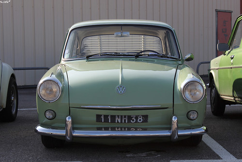 VW Type 3 Notchback