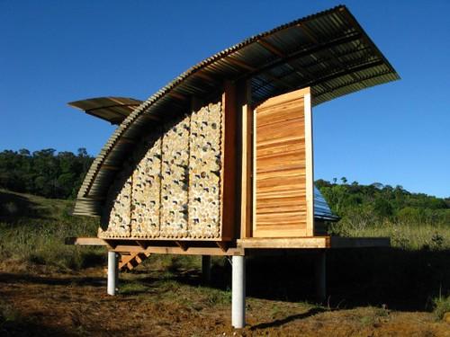 Arquitectura sostenible: Eco-cabañas
