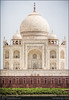 Taj Mahal, Agra, India by exposedplanet