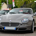 Maserati GranSport V8 ©Alexandre Prévot