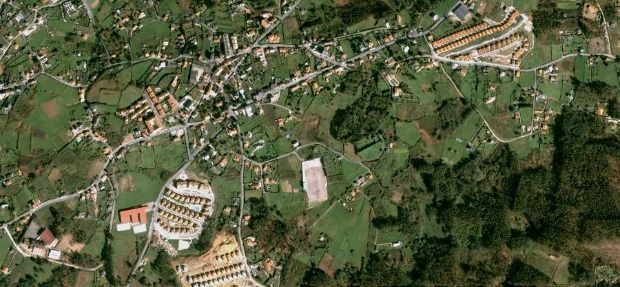 Oleiros, A Coruña, Galicia, Galiza, antes, urbanismo, planeamiento, urbano, desastre, urbanístico, construcción