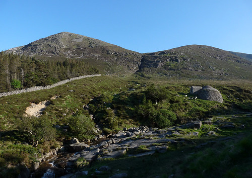 mourne sheep hut