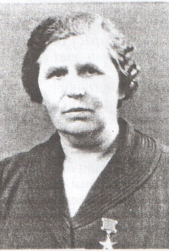 Кочетова Анна Петровна