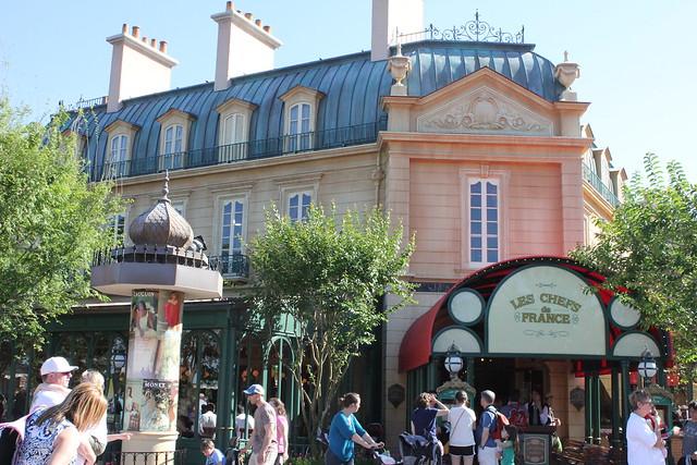 Disney World Honeymoon: Day 1