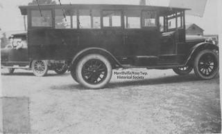 School bus 1920
