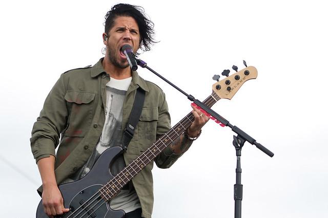 Papa Roach Tour Australia