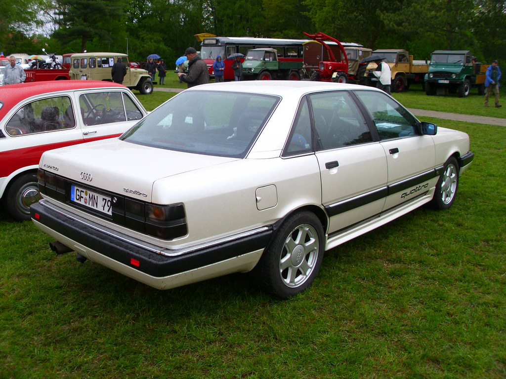 audi 100 quattro 39 zender tuning 39 a photo on flickriver. Black Bedroom Furniture Sets. Home Design Ideas