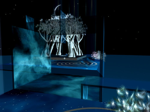 Installation @ Two Shores Gallery SL by Teal Freenote