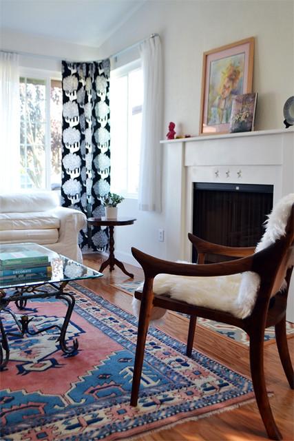 Carpet & Maloof Chair