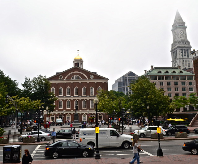 historic boston - freedom trail