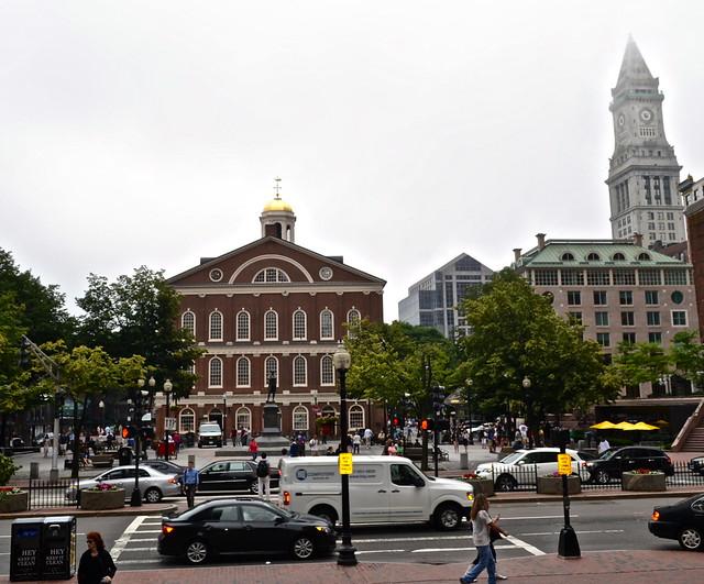 historic boston - freedom trail