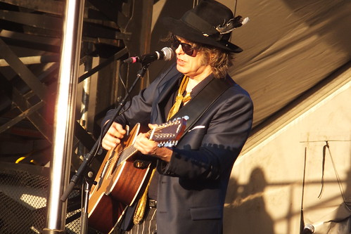 The Waterboys at Ottawa Bluesfest 2013