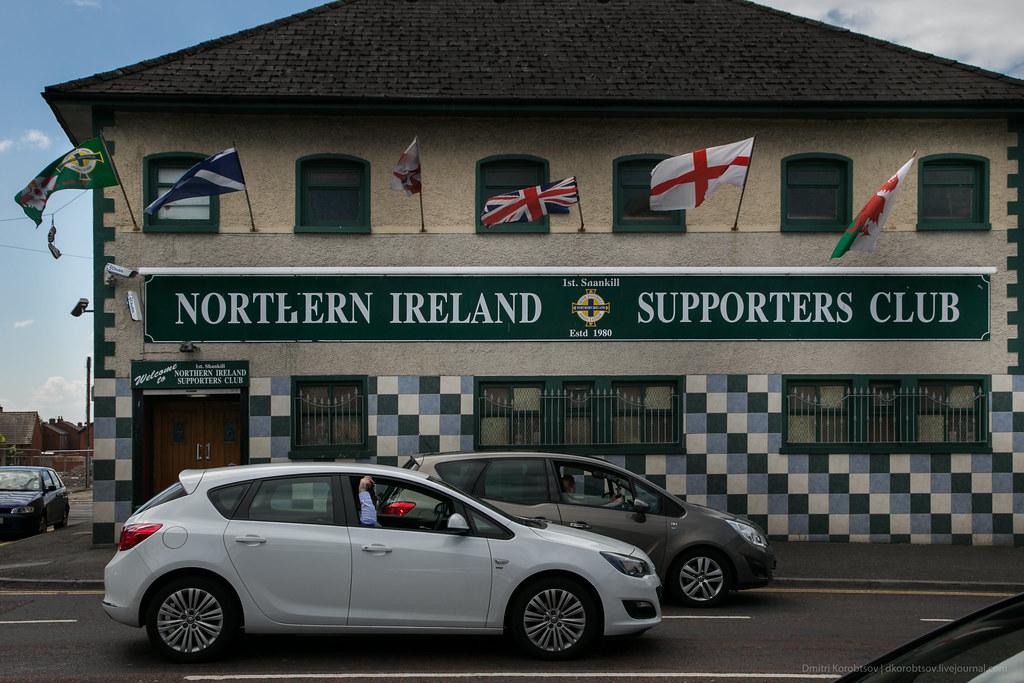 Norther Ireland Supporters Club